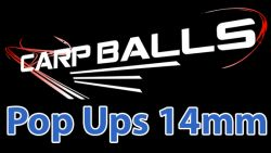 Новинки CarpBalls Pop Ups 14мм
