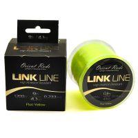 Карповая Монолеска - Orient Rods Link Line Fluo Yellow - 0,233 mm