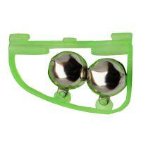 Колокольчики двойные для спиннинга (колокольчик фидерный)