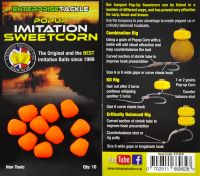 Искусственная кукуруза Popup Sweetcorn Fluoro Orange