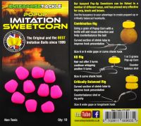 Искусственная кукуруза Popup Sweetcorn Fluoro Pink