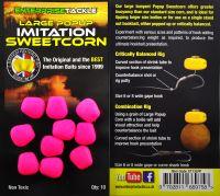 Крупная искусственная кукуруза Large Popup Sweetcorn Fluoro Pink