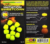 Крупная искусственная кукуруза Large Popup Sweetcorn Fluoro Yellow