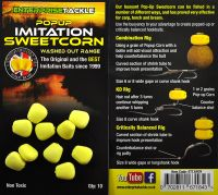 Искусственная кукуруза Popup Sweetcorn Washed Out Yellow