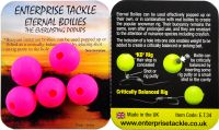Искусственные бойлы 15mm Boilies Fluoro Pink