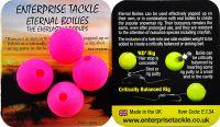 Искусственные бойлы 18mm Boilies Fluoro Pink