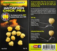 Имитация гороха Popup Imitation Chick Pea