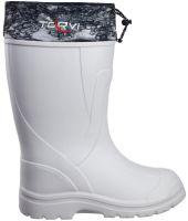 Зимние сапоги для охоты и рыбалки TORVI -45°C - Белые