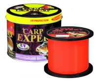 Леска CARP EXPERT - Fluo UV Оранж - 1000 метров