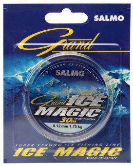 Зимняя леска Salmo grand ice magic 30 м.
