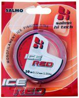 Леска монофильная зимняя SALMO HI-TECH ICE RED