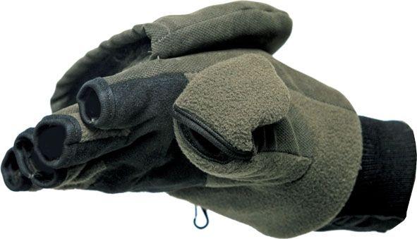Перчатки-варежки Norfin Magnet - отстёгивающиеся с магнитом