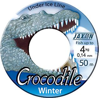 Леска Jaxon Crocodile Winter 50м