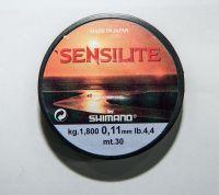 Леска Sensilite 30м - 10 штук