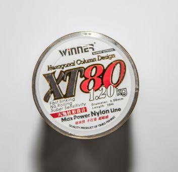 Леска Winner XT 80 30м