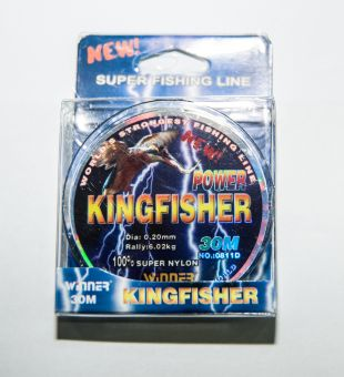 Леска Winner Kingfisher 30м