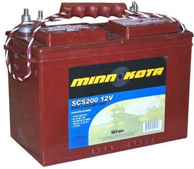 Аккумулятор MINN KOTA SCS 200 DC (115Ah)