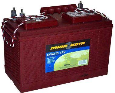 Аккумулятор MINN KOTA SCS 225 DC (130Ah)