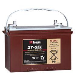 Аккумулятор TROJAN GEL-27 (91 Ач)