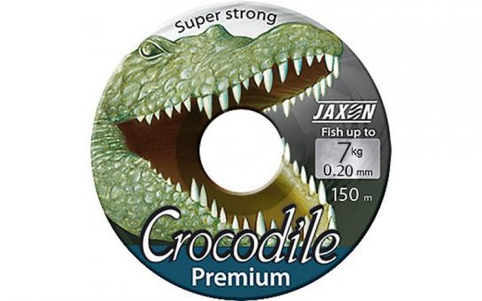 Леска Jaxon Crocodile Premium 300 м (150x2)