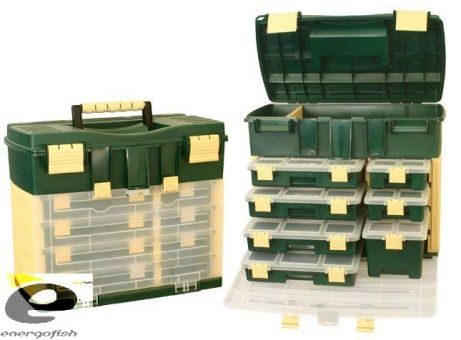Ящик FISHING BOX ORGANIZER       K1- 1075     75091075