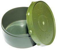 Коробка под червя № 2 зелёная   (9cmx4,5 cm)     75521002