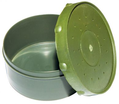 Коробка под червя № 4-зелёная   (13cmX6cm)     75521004