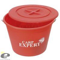 Сarp Expert ведро для прикормки 15 литров с к крышкой