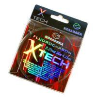 Леска Kosadaka Xtech fluorocarbon 30м