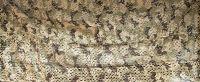 Сетка-маскировка (ПВХ) 80% затемнения желтая