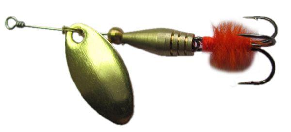 Блесна Атака № 5   2,2гр.  Swing ( Gold)