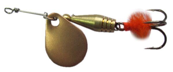 Блесна Атака №-20--2,1-гр.--Colorado-(Copper-mat)