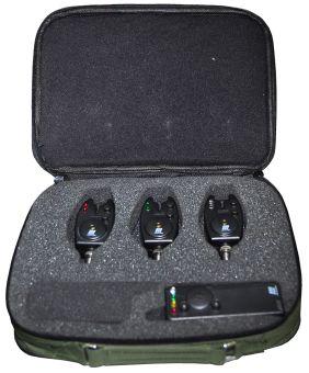 Набор сигнализаторов EOS с пейджером (3шт)