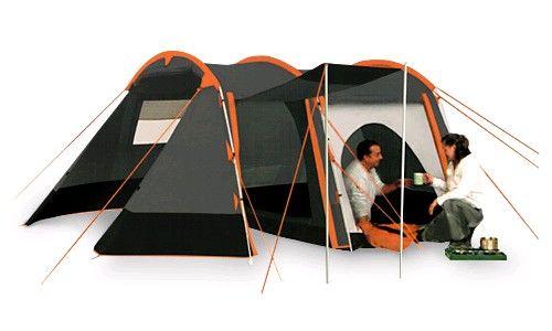 Палатка 5 местная Coleman X-1700