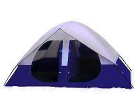 Палатка 6 местная Coleman 1500 (Польша)
