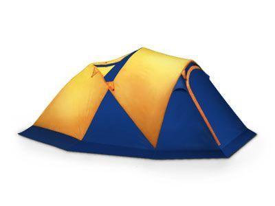 Палатка трехместная Coleman 1912 Каркас алюминий (Польша)