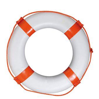 Спасательный круг LIFE BUOY 65х40 красный     70003