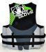 Жилет BodyGlove неопреновый Stealth черно-серый - 12242