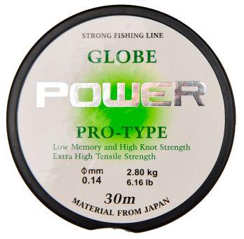 Леска Globe Power 30м