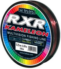 Леска Balsax RXR Kameleon 100 м x 10 шт (1000 м)