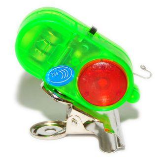 Сигнализатор поклёвки с индикатором