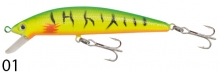 GS WOBBLER MINNOW  8см (0,5-1м)