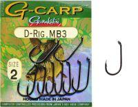 Крючок Gamakatsu G-Carp D-RIG.MB3