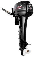 Лодочный мотор PARSUN T15 PRO (15+ л.с.) (цифровое зажигание, выпрямитель 12v)