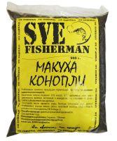 "Прикормка ""Макуха конопли"" 900 г SVE FISHERMAN"