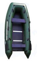 Надувная килевая ПВХ лодка Омега 310 МК