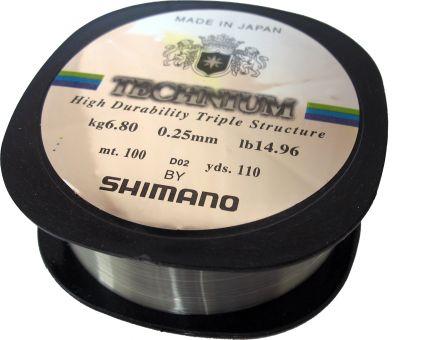 Леска Shimano Technium 100 м