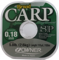 Owner Broad Carp SP 100 м.