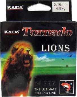 Леска Kaida Tornado Lions 30 м.
