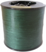 Плетенка Arachnid 1000 м. зеленая